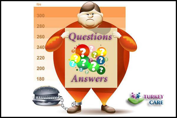 اسئلة و اجوبة حول السمنة